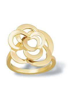 Bague Camélia, Chanel - Camélia Chanel Joaillerie - Joaillerie : bijou culte - Bijou emblématique