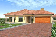 House Plan No W1711 Home Collections, Ground Floor, Living Spaces, House Plans, Pergola, Lounge, Layout, House Design, Outdoor Structures