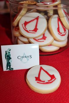 Assassins Creed Party  | CatchMyParty.com