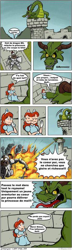 Toutes les filles ont besoin de ce dragon