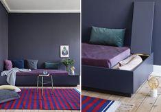 En smart måde at skabe mere opbevaring i stuen, er at bygge din egen daybed med opbevaring under madrassen. Se her, hvilke materialer du skal bruge.