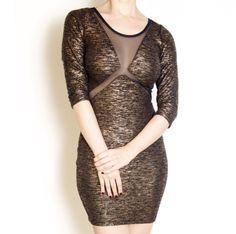 Vestido bronce disponibleen @serendipitycln