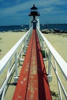 Brant Point LightNantucket Island North Truro, Massachusetts US41.289920, -70.090285