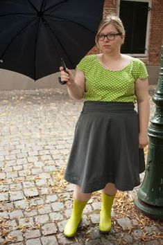 Great Blog on Plus Size Sewing and Fashion