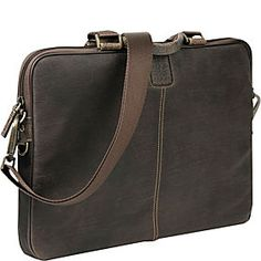 Men's Leather Laptop Bags and Computer Bags - eBags.com