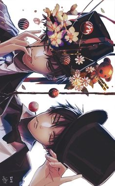 Rivaille (Levi) x Eren Jaeger....I don't understand this...but I love it...