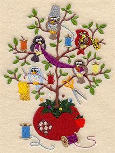 Birds in a Tree series