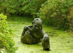 The Ferryman, Victoria's Way, Roundwood, Ireland
