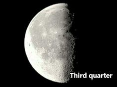 great video to teach moon phases.
