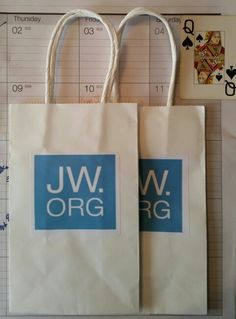 Gift bags by CLW