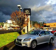 Can't have a without a little rain Automotive Engineering, Portland, Rainbow, Canning, World, Instagram Posts, Beautiful, Rain Bow, Rainbows