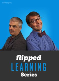 Classrooms everywhere are flipping out! Flipped-learning is a great way to leverage the power of technology in (and out) of the classroom. Whether you're a flipped-classroom veteran or a newbie, this videos series is sure to provide something for every educator.