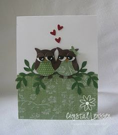 Crafting & Rambling: Owl Love You Forever