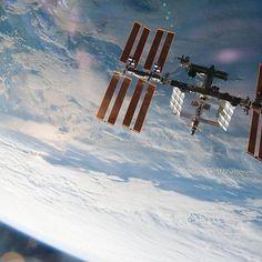 Space Station  #undiscoveredtech  #tech  #technology