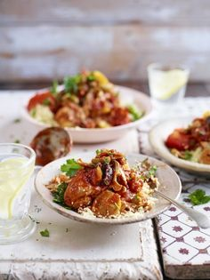 Southern Italian-style chicken | Jamie Oliver