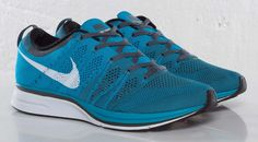 nike flyknit trainer neo turquoise 06 Nike Flyknit Trainer+ Neo Turquoise