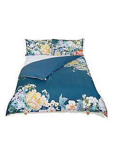 Amalise Floral Bedding Set