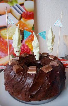 Kinderschokolade Kuchen