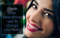 #Inspirationalmondays #smileforchange