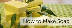How to Make Soap (and Why It's Worth the Effort) from www.nourishingjoy.com