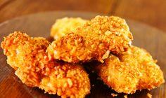 Куриные наггетсы по Дюкану. Подробнее http://dukanlegko.ru/recepti/kurinye-naggetsy-po-dyukanu/ #дюкан #диета #dukan #диетадюкана #основные блюда #атака #рецепты