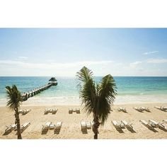 The Riviera Maya boasts some of the best beaches in Central America with hundreds of miles of wide sugary white beaches and inviting shallow turquoise waters. The world's second largest barrier reef runs parallel to the coast and offers superb diving and snorkelling excursions. #traveltheworld #instatravel #wanderlust #diving #beaches #relax