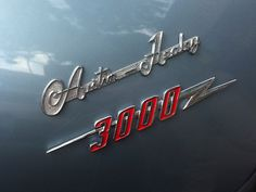 Austin-Healey 3000 (by James Edmondson)