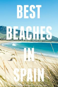 10 Best Beaches in Spain. It's a tough call, bere are the most beautiful beaches on the Spanish coast and islands. https://www.themediterraneantraveller.com/beautiful-beaches-spain/ #travel #spain #beach #tmtb