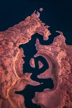 Reasons Celebrities Love Vacations at Lake Powell Lake Powell, Utah USA from above by Michael Shainblum. Reasons Celebrities Love Vacations at Lake Powell Lake Powell, Utah USA from above by Michael Shainblum. The Wave Arizona, Arches Nationalpark, Yellowstone Nationalpark, North Cascades, Bryce Canyon, Great Smoky Mountains, Aerial Photography, Landscape Photography, Night Photography