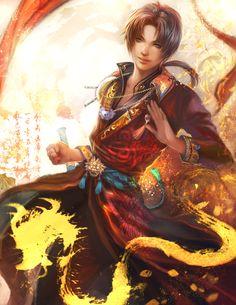 axis powers hetalia Fan art,China by jiuge.deviantart.com on @deviantART. Ohhhhhh heck YES!!!!