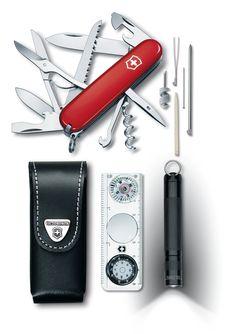 Victorinox 'Swiss Army Knife'. Modelo Traveller-Set.