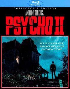 Psycho II [Collector's Edition] [Blu-ray] [1983]