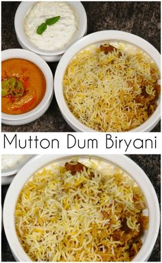 Mutton Dum Biryani I can assure you that you will feel like a royalty with this Hyderabadi Mutton Dum Biryani. Try this hyderabadi mutton dum biryani or kachay gosht ki biryyani at home and enjoy the relishing and exquisite taste of this delectable dish. Veg Recipes, Spicy Recipes, Indian Food Recipes, Asian Recipes, Chicken Recipes, Cooking Recipes, Cake Recipes, Tandori Chicken, Gourmet