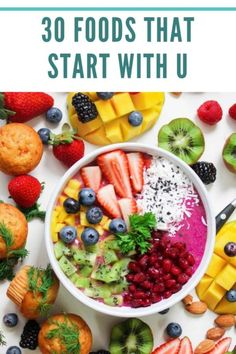foods that start with U Healthy Eating Habits, Healthy Living, Indian Food Recipes, Healthy Recipes, Healthy Food, Indian Breakfast, Food Website, Eating Raw, Food Lists