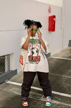 Black Girl Fashion, Tomboy Fashion, Teen Fashion Outfits, Mode Outfits, Retro Outfits, Look Fashion, Streetwear Fashion, Girl Outfits, Swag Fashion