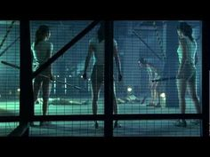 Naked Weapon - Maggie Q - fight in the cage