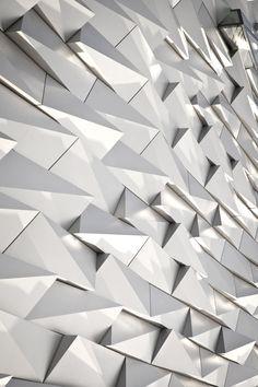 Abstract Wall Panel Design