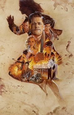 Inglourious Basterds Style D Posters at AllPosters.com