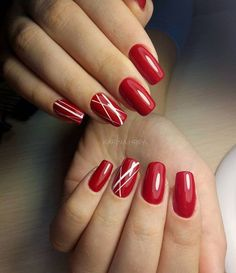 Beste nail art 42 frische nail designs beste nail art mentseim art beste designs frische mentseim nail stiletto nails red and gold nails matte nails acrylic nails christmas nails acrylic christmas gold matte nails Nail Art Cute, Red Nail Art, Red Nails, Cute Nails, Pretty Nails, Hair And Nails, Red Summer Nails, Nail Art Designs, Acrylic Nail Designs