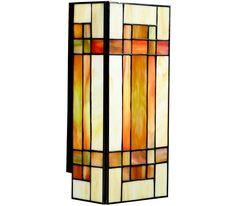 Kichler 69004 Art Glass 2 Light Bronze Sconce Lighting