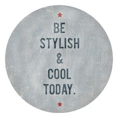 Stylish & Cool everyday!