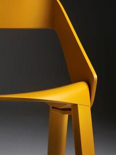 """""""Wogg 50"""" chair  by Jörg Böner"""