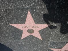 Hollywood Walk 0f Fame