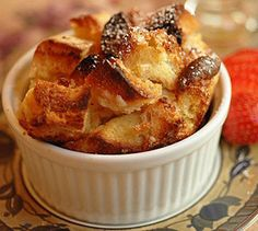 French Toast Brunch Souffle