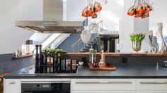 Lagerlings - Riddargatan 60 - Högklassig vindsvåning invid Strandvägen - Våra hem