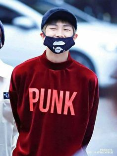 You can't wear a shirt that says 'punk' while looking that cute