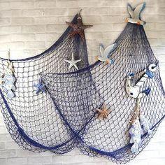 Decoração festa pescador