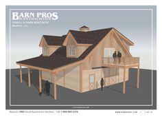 The Denali Garage Apt 36 - Barn Pros