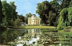 Chateau de Bagatelle at Boulogne Woods, 16e, Paris.