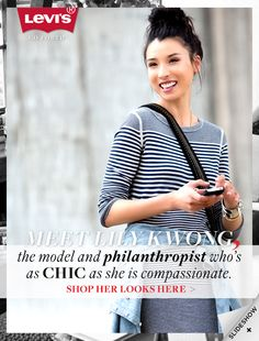Get The Look: Lily Kwong in Levi's - Celebrity Style and Fashion from WhoWhatWear